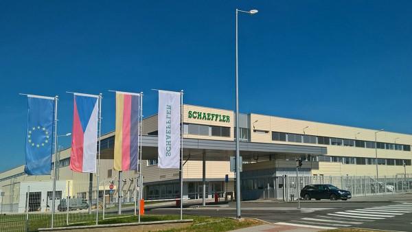 Schaeffler Production CZ s.r.o., Závod Svitavy