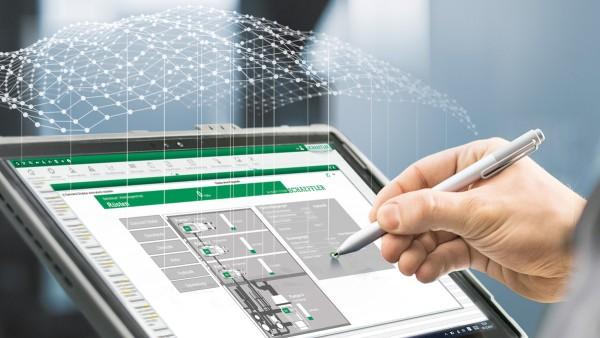 Řešení typu cloud-to-cloud pro převodová ústrojí