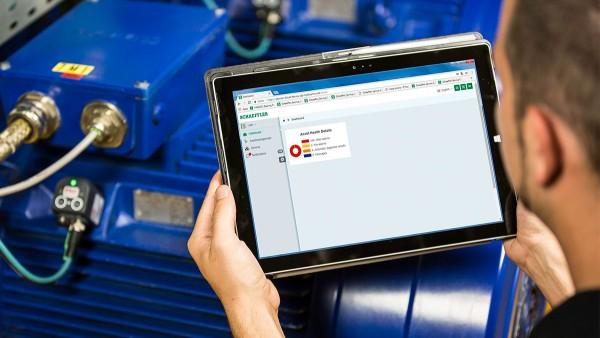 Cloudové služby pro elektromotory