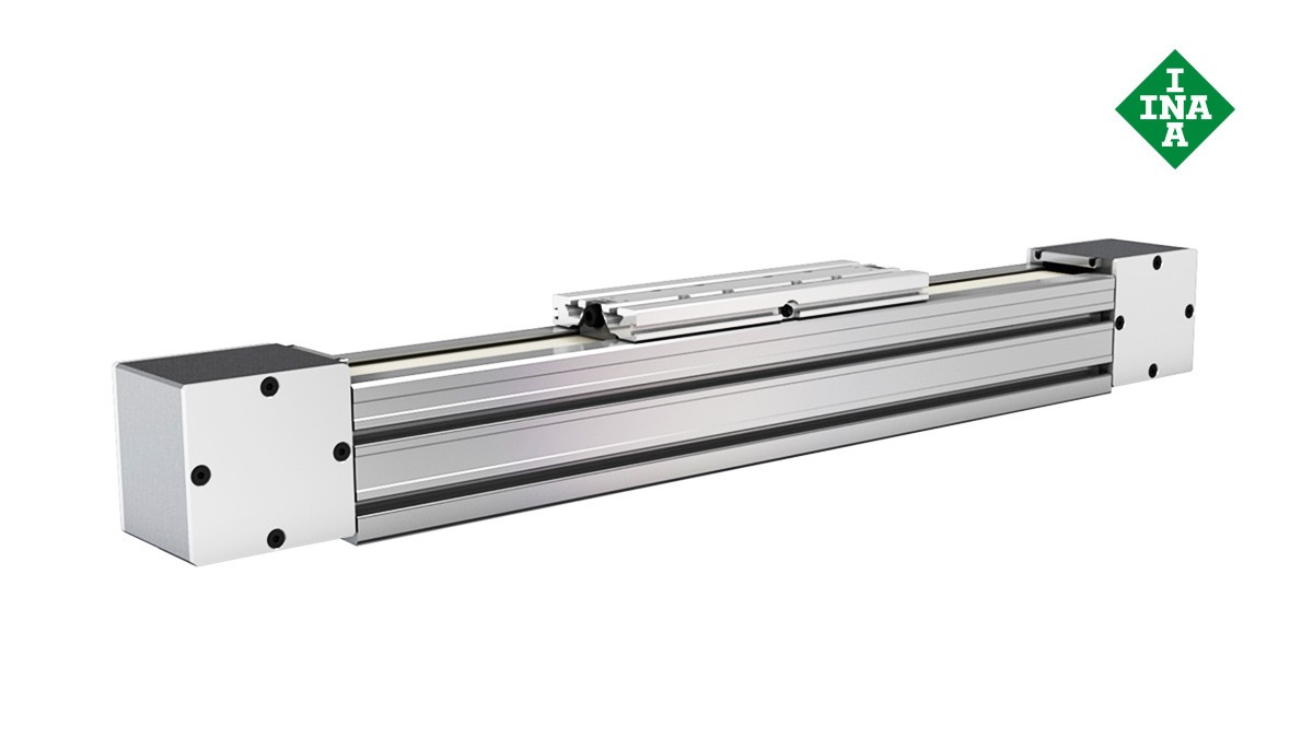 Schaeffler linear guides: Linear modules