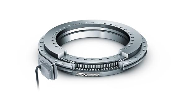 Schaeffler rolling bearings and plain bearings: Axial-radial bearings with integral measuring system