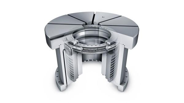 Schaeffler rolling bearings and plain bearings: Axial-radial bearings/axial angular contact ball bearings
