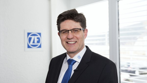 Dr. Ing. Dietmar Tilch, Director Industrial Technology – Condition Monitoring Systems ZF Friedrichshafen AG